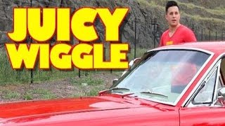 JUICY WIGGLE - Alvin & the Chipmunks Dance | Jayden Rodrigues JROD