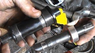 Как разобрать и собрать каретку на велосипеде, замена подшипников.(Мой ВК https://vk.com/id263241899 Полезные видео с моего канала, о ремонте велосипеда. 1) Задняя втулка колеса обслуживан..., 2014-08-09T20:22:48.000Z)