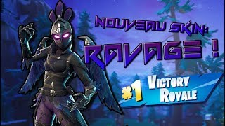 TOP #1 THE NEW SKIN: DEVASTATION! Fortnite Battle Royale
