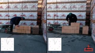 Fornaci DCB SpA - Confronto sulla messa in opera dei laterizi per tamponatura