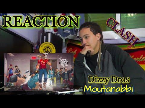 Dizzy DROS - Moutanabbi [REACTION] | كشف أسرار جد خطيرة