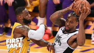Would your NBA title pick change if the league resumes? | First Take