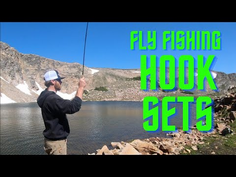 HOOKS SETS (fly Fishing How To)