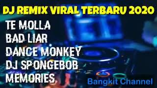 Download lagu Te molla bad liar dance monkey dj spongebob memories Terbaru 2020
