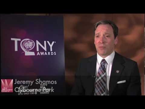 The Road to Broadway: Jeremy Shamos
