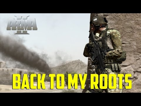 "ARMA 2 - Wasteland ""Back to My Roots"""