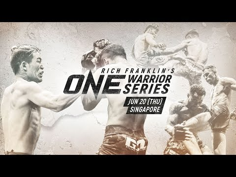 🔴 [Live in HD] ONE Championship: ONE Warrior Series 6