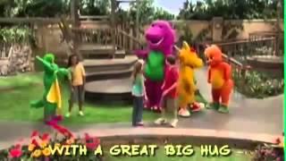 Barney I Love You Karaoke