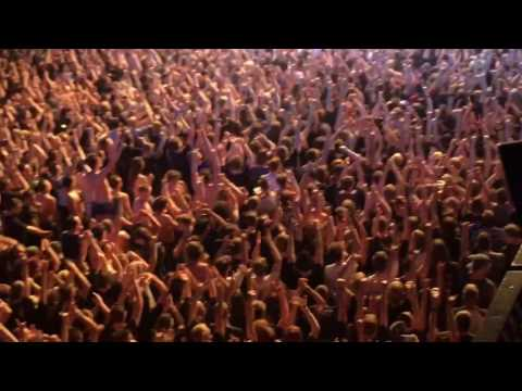 Five Finger Death Punch 013 Tilburg free show with Tommy Vext replacing Ivan Moody