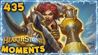 Justicar Trueheart BUG?? | Hearthstone Daily Moments Ep. 435