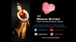 You Talk with Rekha Satish | Director of Nrutyankura Foundation | You Talk Media | youtalk.media