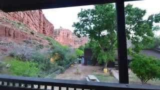 Havasupai Lodge Walkthrough | Havasu Falls