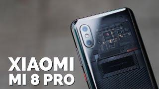 Trên tay Xiaomi Mi 8 Pro
