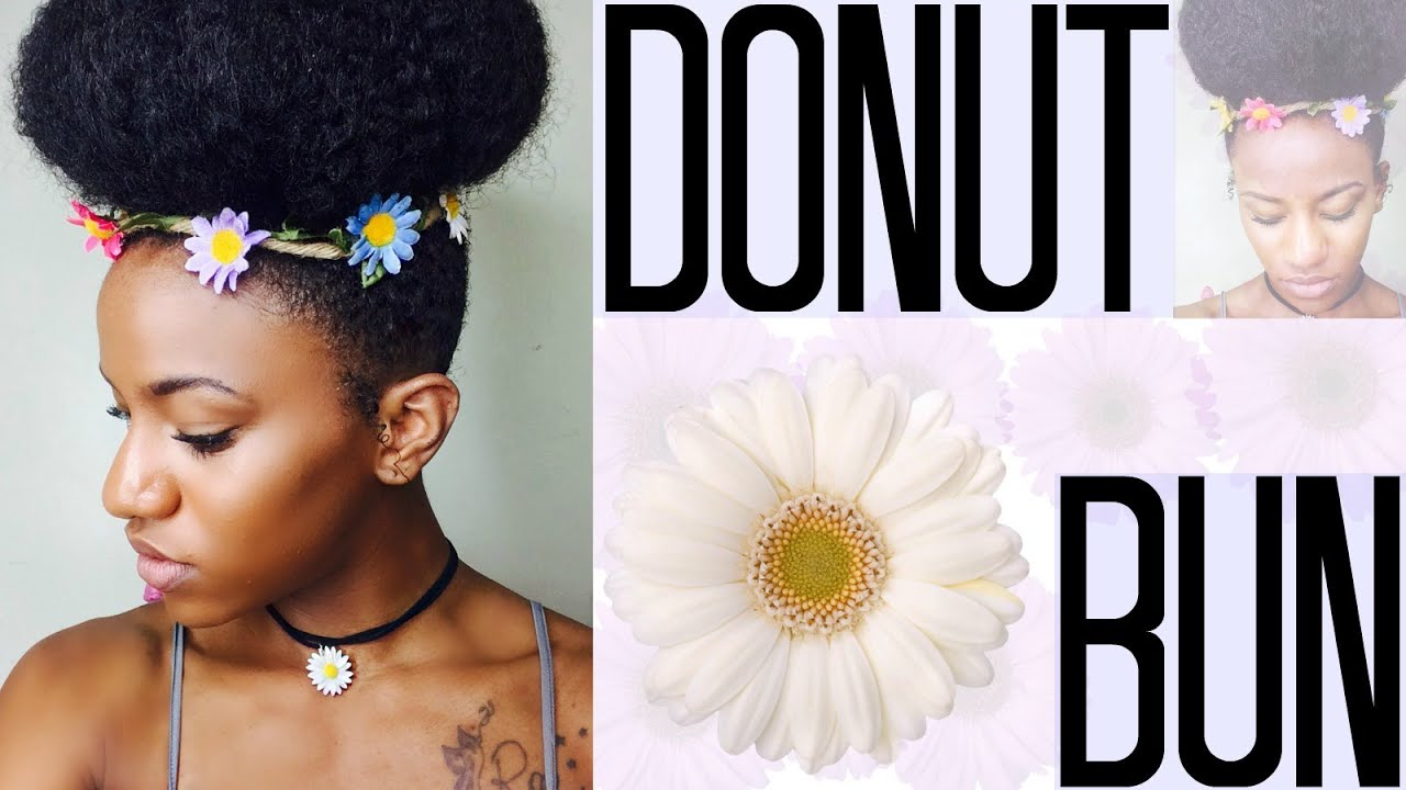 Donut Buns For Hair Popular Search