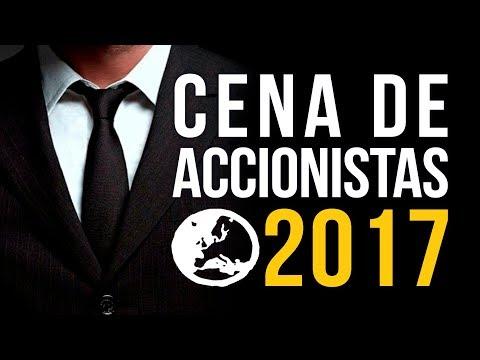 CENA DE ACCIONISTAS 2017