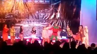 """""""Navida Perruna"""" musical,  PARACHAVOZ, un pedacito !!! me divertí mucho participando !! thumbnail"""