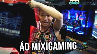 (Talkshow) Ra mắt mẫu áo Mixigaming mới siêu chất, Mixigaming reaction Xạ Thủ Đua Tài.