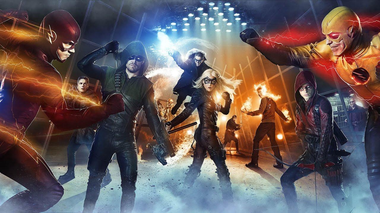 The Flash Staffel 1 Deutsch