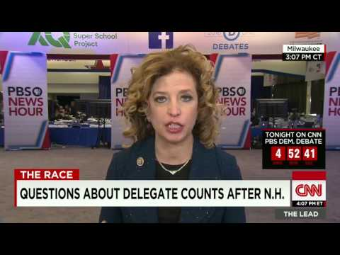 DNC Chair Says Superdelegates Exist to Protect Party Leaders