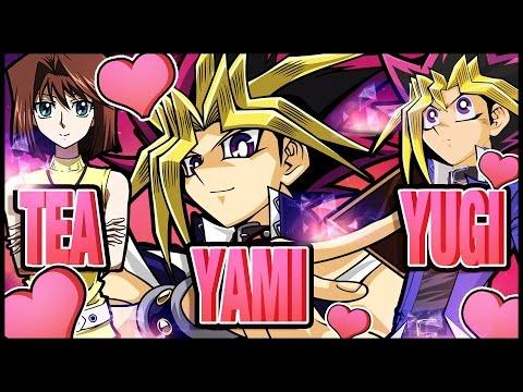 Yugi x Tea or Yami Yugi X Tea - Yu-Gi-Oh! Shipping Debate