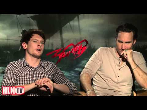 300: RISE OF AN EMPIRE interviews: Jack O