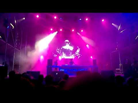 Megalodon b2b 50 Carrot Live @ Budapest 09/22/2017