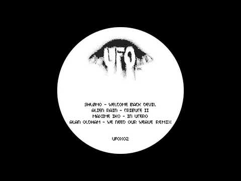 Shlømo - Welcome Back Devil [UFOX02]