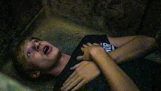 SLEEPING INSIDE 5,000 YEAR OLD TOMB! (Bad Idea)