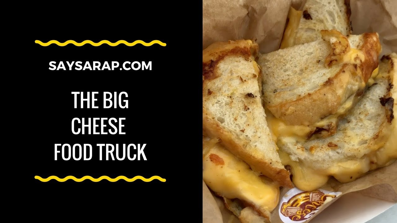 Street Food Grilled Cheese In Erie Pa Youtube