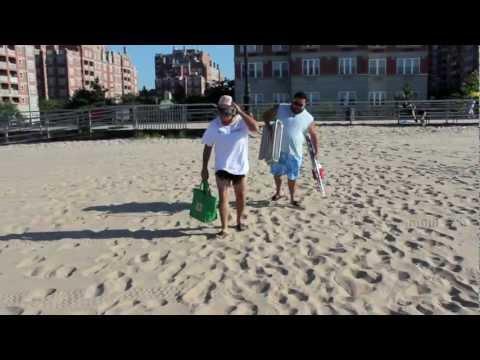 Shit Russian Grandmas Say Part 4 (The Beach)