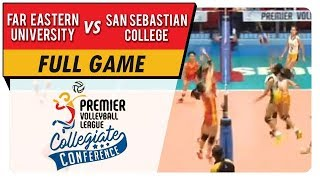 PVL 2018 CC - WD: Lady Tamaraws vs. Lady Stags | Full Game | 2nd Set | July 28, 2018
