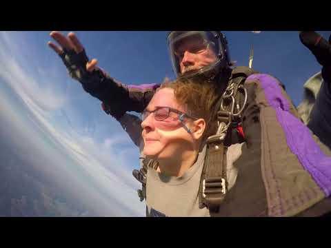 Skydive Tennessee Jill Mckenna