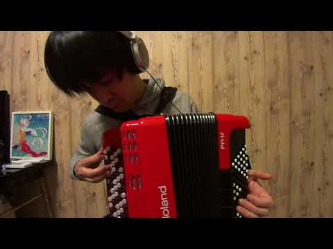 La java bleue(V-accordion FR-1xb)
