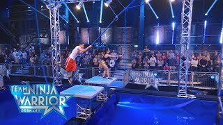 Team Ninja Warrior Germany | 2. STAFFELDUELL - Team