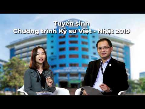 [BK-OISP] ĐH Bách Khoa Tuyển Sinh Chương Trình Kỹ Sư Việt - Nhật 2019