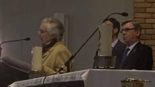 Bendición de Ntra. Purísima Madre del Buen Camino. Colegio Gamarra, Málaga 31-03-2017 (1)
