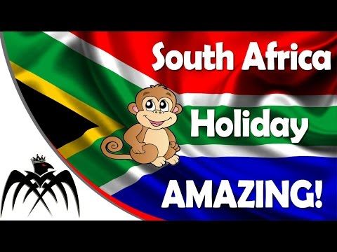 """Monkeys!!""- South Africa is So Awesome!!"