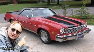 My Son Bought an El Camino (Passing the Channel on to Him?)