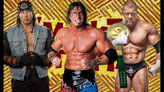 Disco Inferno on: Sean O'Haire's real life heat with Triple H
