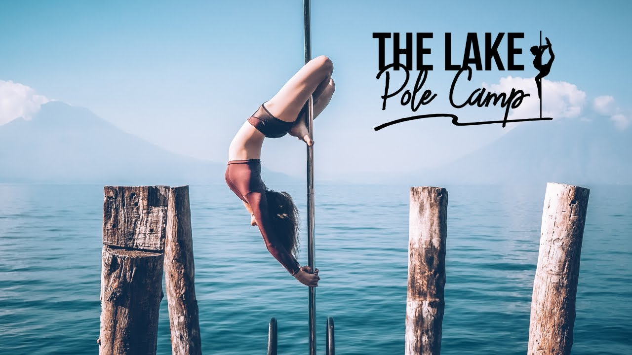 The Lake Pole Camp - The perfect retreat for pole dancers.