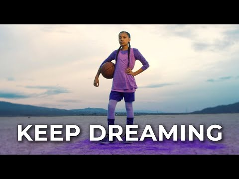 """""""Keep Dreaming"""" By Jennia Fredrique Aponte 