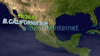 A qué hora se verá el eclipse en cada Estado de la República Mexicana