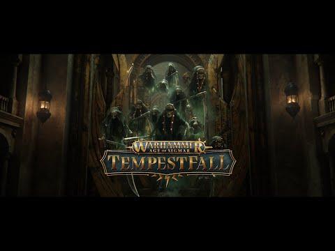 Warhammer Age of Sigmar: Tempestfall | Cinematic Trailer (PC VR, Oculus Quest)