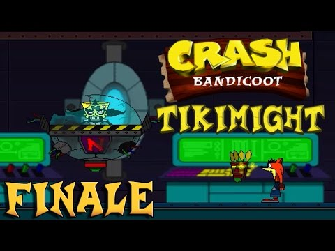 Crash Bandicoot Tikimight: Full Playthrough Finale | Boss: Dr.Neo Cortex [ No Commentary ]