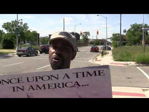 MrSan44Man Helping Some Citizens  (Detroit  Raw)