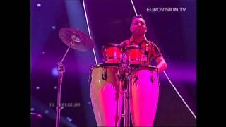 Xandee - 1 Life (Belgium) 2004 Eurovision Song Contest