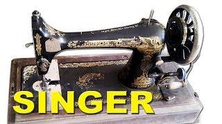 видео Швейная машинка