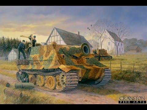 Штурмтигр и деревня дураков в Ground War Tanks