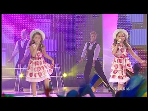 Junior Eurovision 2006: The Tolmachevy Twins - Vesenniy Jazz (Russia)