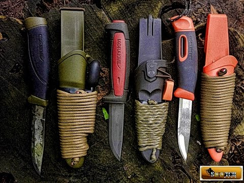 How To Project Mora Knife Mods And Survival Sheath